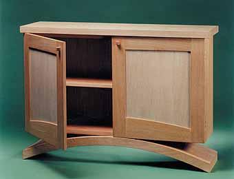sprung cabinet